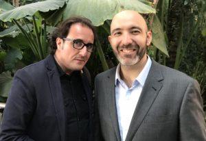 David Escamilla y Alberto Gómez
